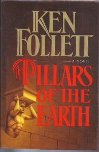 Pillars of the Earth - early cover version