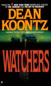 Watchers by Deann Koontz - book cover