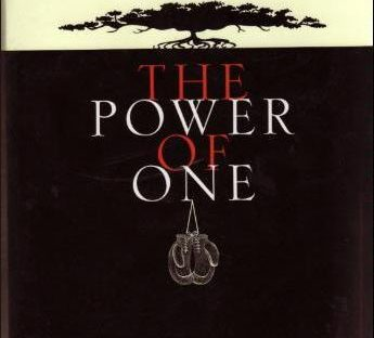The Power of One by Bryce Courtenay - book cover